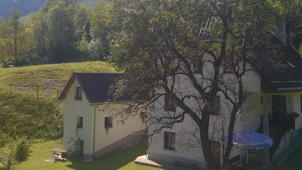 Zunanjost hiš
